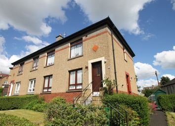 Thumbnail 2 bedroom flat for sale in Pitlochry Drive, Cardonald, Glasgow