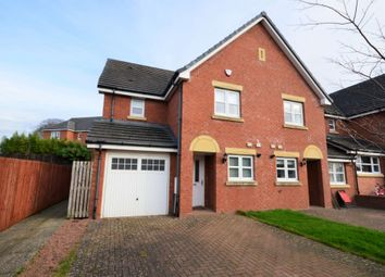 Thumbnail 3 bed semi-detached house for sale in Red Deer Walk, East Kilbride, South Lanarkshire