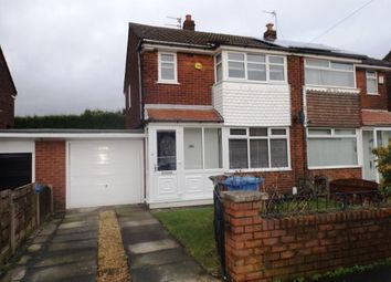 Thumbnail 3 bed semi-detached house for sale in St. Annes Road, Denton, Greater Manchester