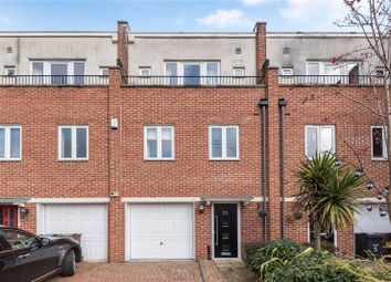 Thumbnail 4 bed terraced house for sale in Tilbury Close, Pinner, Middlesex