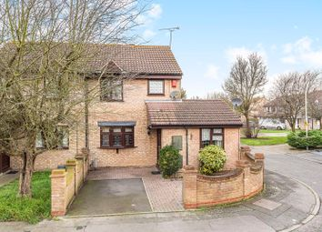Thumbnail 2 bed semi-detached house for sale in Robinson Close, Hornchurch