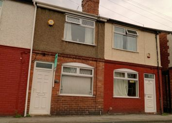 Thumbnail 3 bed terraced house for sale in Clumber Street, Warsop, Mansfield
