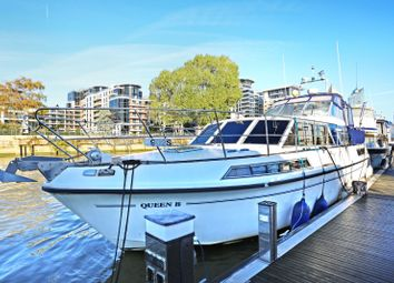 Thumbnail 3 bed houseboat for sale in Imperial Wharf Marina, The Boulevard, Fulham