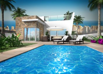 Thumbnail 3 bed chalet for sale in Finestrat - Campo, Costa Blanca South, Spain