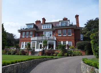 Thumbnail 2 bed flat for sale in West Overcliff Drive, Westbourne, Bournemouth