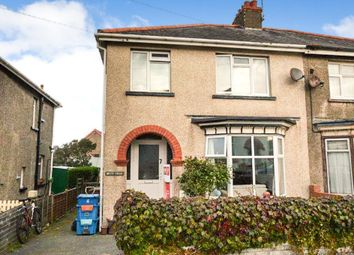 Thumbnail 3 bed semi-detached house for sale in Cleveland Avenue, Tywyn, Gwynedd