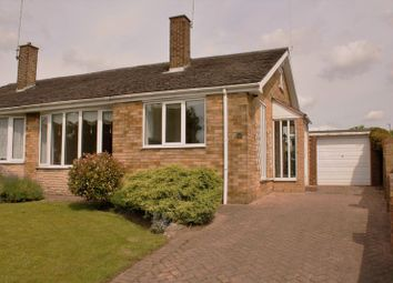 Thumbnail 2 bed semi-detached bungalow for sale in The White Towers Caravan Site, Armthorpe Road, Doncaster