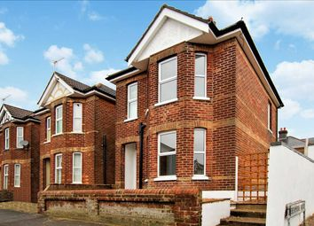 Thumbnail 3 bed detached house to rent in Strouden Road, Winton, Bournemouth