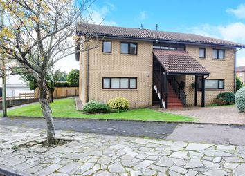 Thumbnail 2 bed flat for sale in Heol-Y-Gaer, Barry
