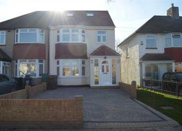 Thumbnail 4 bedroom property for sale in Burnham Road, Dartford
