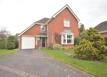 Thumbnail 4 bed detached house for sale in St. Johns Close, Bishops Cleeve