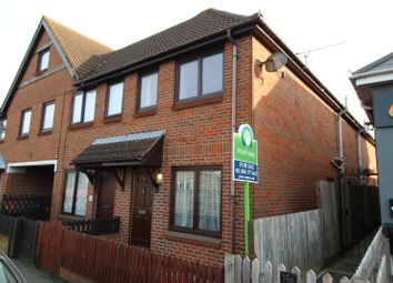 Thumbnail 1 bed end terrace house for sale in Castle Mews, Mill Hill, Deal, Kent