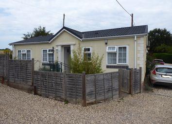 Elmstead Park, East Cholderton, Andover, Hampshire SP11. 2 bed mobile/park home