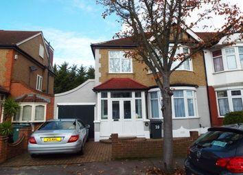 Thumbnail 3 bedroom property to rent in Hatley Avenue, Barkingside