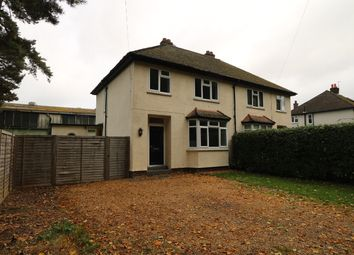 Thumbnail 3 bed semi-detached house to rent in Nursery Drive, Sandy