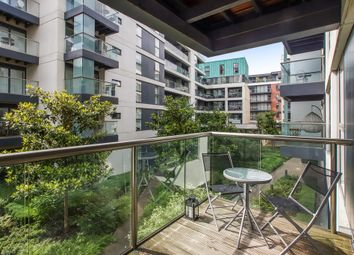 Thumbnail 1 bed flat for sale in Dance Square, London