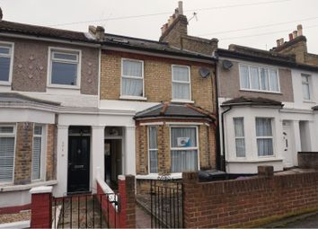 Thumbnail 4 bed terraced house for sale in Livingstone Road, Thornton Heath