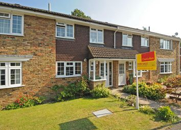 Thumbnail 3 bedroom terraced house for sale in Lightwater, Surrey