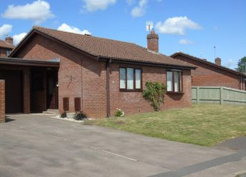 Thumbnail 2 bed bungalow for sale in Chatsworth Close, Ross-On-Wye