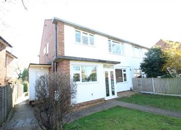 Thumbnail 2 bed maisonette for sale in Worplesdon Road, Guildford, Surrey