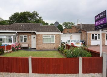 Thumbnail 3 bed bungalow for sale in The Copse, Runcorn