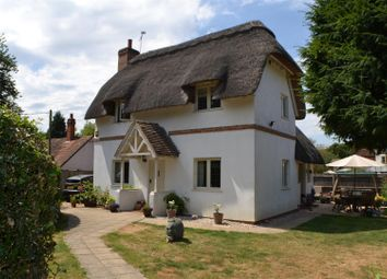 Thumbnail 3 bed cottage for sale in The Common, Silchester, Reading