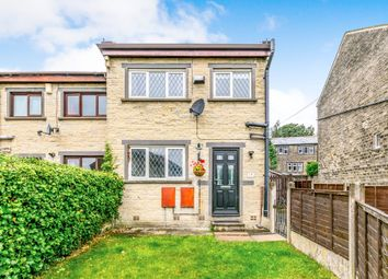 Thumbnail 3 bedroom end terrace house for sale in Brook Gardens, Meltham, Holmfirth