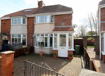 Thumbnail 2 bed semi-detached house to rent in Enid Avenue, Sunderland