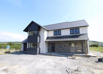Thumbnail 5 bed detached house for sale in Cefn Ceiro, Llandre, Bow Street