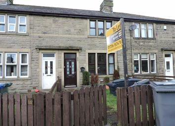 Thumbnail 2 bed terraced house to rent in Hamer Avenue, Rossendale, Lancashire