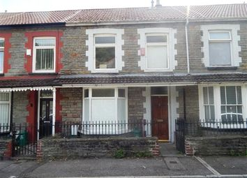 Thumbnail 3 bed terraced house for sale in Tyntyla Avenue, Ystrad, Pentre