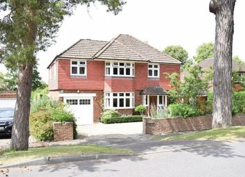 Thumbnail 5 bed detached house for sale in Fir Tree Road, Leatherhead