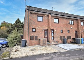 Thumbnail 1 bed end terrace house for sale in Treeburn Avenue, Giffnock, Glasgow
