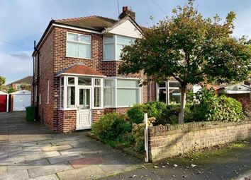 Thumbnail 3 bedroom semi-detached house for sale in Ollerton Avenue, Sale, Cheshire, Greater Manchester