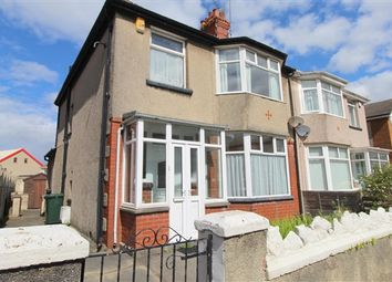 3 bed property for sale in Thornton Road, Morecambe LA4