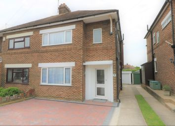 Thumbnail 3 bed semi-detached house for sale in Dean Road, Strood