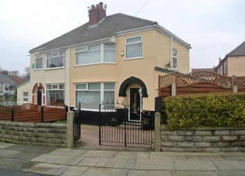 Thumbnail 3 bed semi-detached house for sale in Gordon Drive, Dovecot, Liverpool