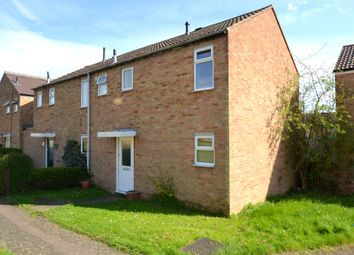 Thumbnail 2 bed semi-detached house for sale in Cherrytree Road, Great Cornard, Sudbury