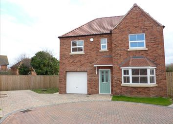 Thumbnail 4 bedroom detached house for sale in Acorn Close, Off Hornbeam Drive, Healing, Grimsby
