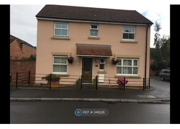 Thumbnail 3 bed detached house to rent in Maunders Drive, Trowbridge