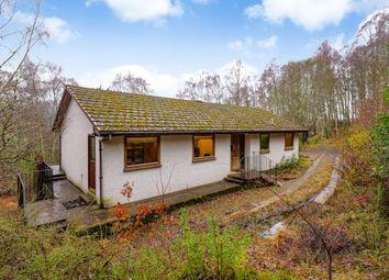 Thumbnail 2 bed detached house for sale in Loch Tummel, Loch Tummel