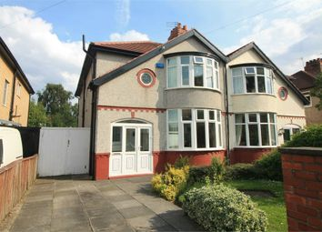 Thumbnail 4 bed semi-detached house for sale in Ilford Avenue, Crosby, Merseyside
