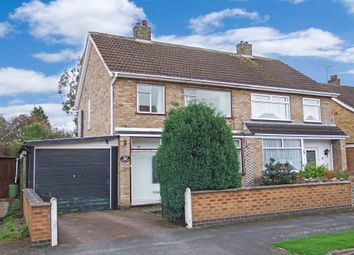 Thumbnail 3 bed semi-detached house to rent in Highfields Road, Mountsorrel, Loughborough