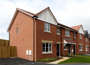 Thumbnail 3 bed mews house for sale in Hill Top Grange, Northwich, Cheshire