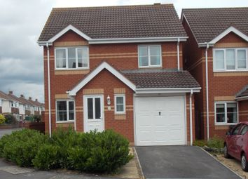 Thumbnail 3 bed detached house to rent in Rangers Walk, Hanham