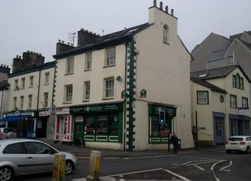 Thumbnail Retail premises for sale in Stramongate, 36, Kendal