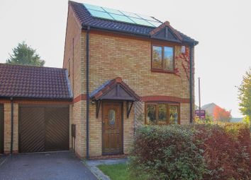 Thumbnail 3 bedroom link-detached house for sale in Parsley Close, Milton Keynes