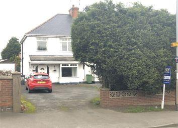 3 bed semi-detached house for sale in Henhurst Hill, Burton-On-Trent, Staffordshire DE13