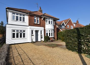 Thumbnail 5 bed detached house for sale in Old Barrack Road, Woodbridge
