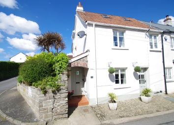 Thumbnail 3 bedroom cottage for sale in West Cross, Caen Street, Braunton